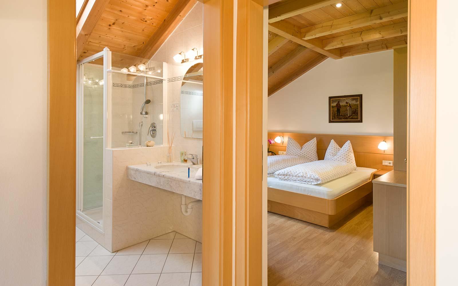 Appartamenti vacanze Merano: splendido sole al Hecherhof